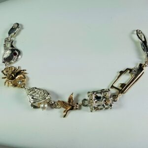 Chesapeake Heron Bracelet